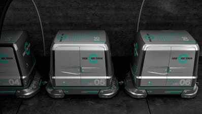 Bundesrat stellt unterirdische Gütertransportbahn zur Diskussion
