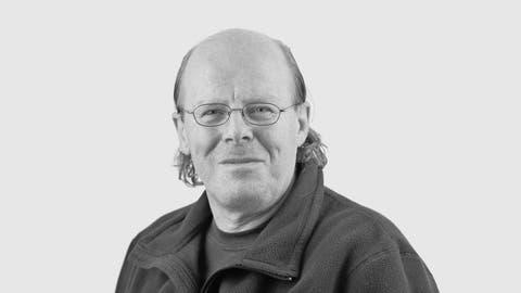 Reto Voneschen, Stadtredaktor St.Galler Tagblatt.