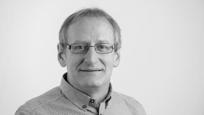 Thomas Schwizer, Chefredaktor Werdenberger & Obertoggenburger. (Bild: Urs Bucher)
