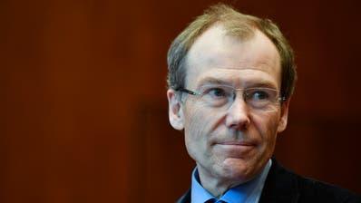 2018 der bestbezahlte Topmanager bei Raiffeisen Schweiz: Informatikchef Rolf Olmesdahl. (Bild: PD)