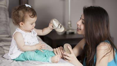 Eltern, die einen Babysitter in Anspruch genommen haben, durften die Quittung direkt an die Bürgerversammlung bringen. (Symbolbild: apc)