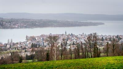 Steckborn, das 3400-Einwohner-Städtchen am Untersee. (Bild: Andrea Stalder)