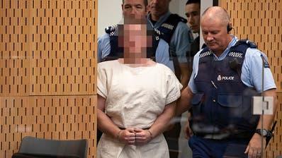 Richter will psychiatrisches Gutachten von Christchurch-Angreifer