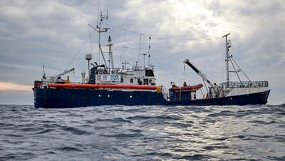 Salvini will Sea-Eye-Rettungsschiff nicht in Italien anlegen lassen