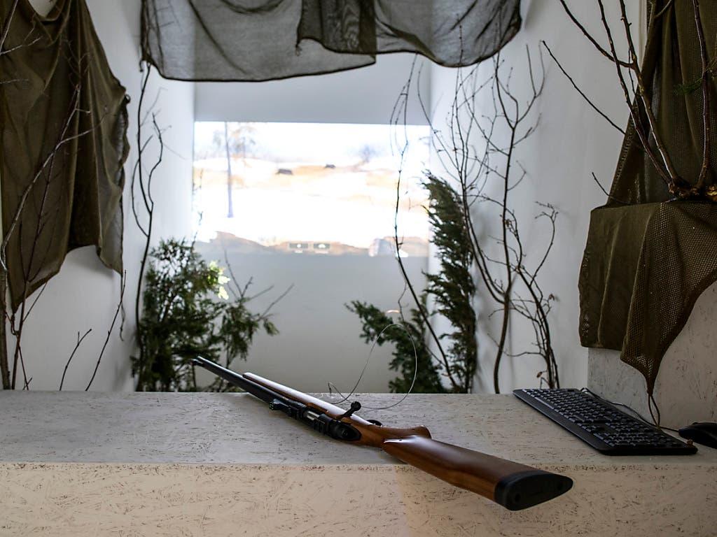 Das Nidwaldner Museum spürt den Jägern nach. (Bild: KEYSTONE/ALEXANDRA WEY)