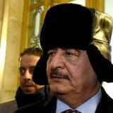 Uno-Sicherheitsrat fordert Ende der Kämpfe in Libyen