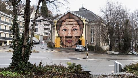 «Keinerlei Respekt gegenüber dem historischen Gebäude»: Das Graffiti auf der Offenen Kirche in St.Gallen muss weg