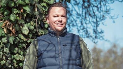 Hat sich ein neues Leben aufgebaut: Sektenaussteiger Micha Barth. (Bild: Boris Bürgisser, 28. März 2019)
