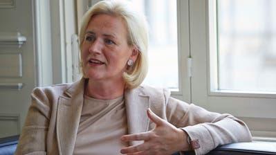 Präsidentin des Stiftungsrats des Theaters: Birgit Aufterbeck. (Archivbild: Jakob Ineichen)