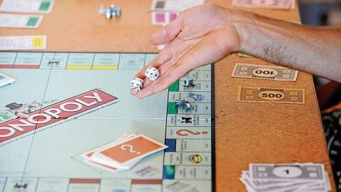 Die Stadt besitzt bald ein eigenes Monopoly. (Bild: Laurent Gillieron/KEY)