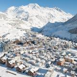 Luftansicht von Andermatt. (Bild: Urner Zeitung)