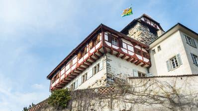 Schloss Frauenfeld. (Bild: Andrea Stalder)