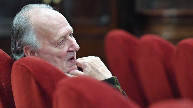 Werner Herzog – freundlicher Filmer der Extreme