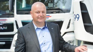 Martin Lörtscher, CEO Hugelshofer Gruppe, Frauenfeld. (Bild:Donato Caspari)