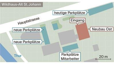 Platzmangel beheben: Wildhaus-Alt St.Johann stimmt am 19.Mai über Teil-Neubau des Gemeindehauses ab