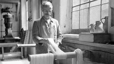 Textilfabrik 1937. (Bild: Karl Manz/Aura)