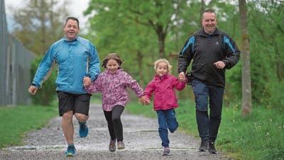 Luzerner Stadtlauf: Mit Kindern werden Laufmuffel zu Läufern
