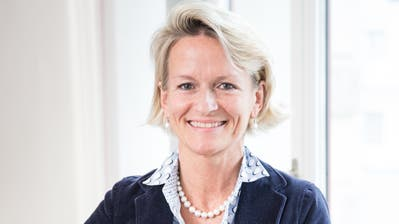 Andrea Gmür-Schönenberger. (Bild: Manuela Jans-Koch)