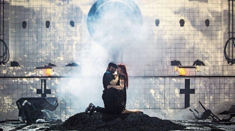 Monteverdi in St.Gallen: Eine Barockoper wie ein Thriller