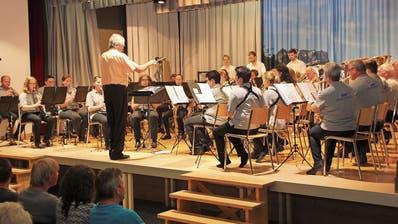 Drei Musikgesellschaften, ein Konzert: Testlauf für das «Kantonale» in Lenggenwil ist gelungen