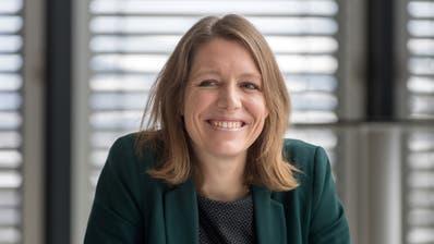 Sonja Lüthi nach ihrem Wahlsieg in den St.Galler Stadtrat. Die Vorzeigefigur der GLP will es vorerst bei keinen weiteren Wahlen antreten.