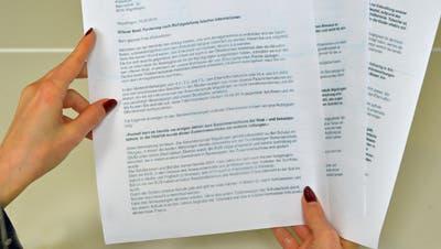 Zehn von zwölf Oberstufenlehrpersonen haben der Wigoltinger Schulpräsidentin Nathalie Wasserfallen einen offenen Brief geschrieben. (Bild: Mario Testa)