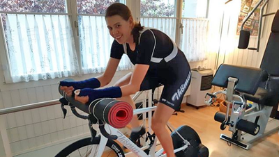 Beide Hände gebrochen: Alessandra Keller verpasst Weltcupauftakt