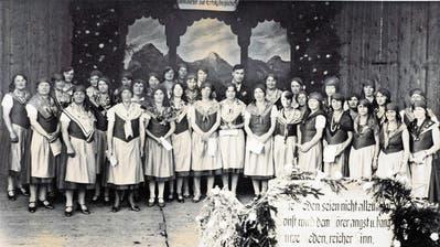 Vor 99 Jahren kassierten die Frauenchor-Sängerinnen eine saftige Busse fürs Tanzen