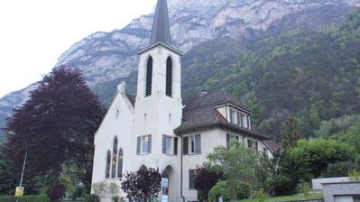 Die Idylle trügt: Bei der reformierten Landeskirche Uri hängt der Haussegen seit einiger Zeit schief. (Bild: Paul Gwerder, Erstfeld, 14. Mai 2019)
