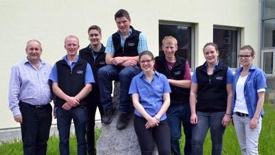 Seilziehen gehört bei der Landjugend Alttoggenburgzum sportlichen Teil des Jahresprogramms. (Bild: Peter Jenni)
