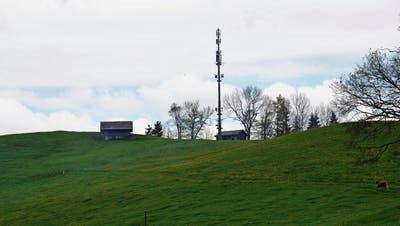 Das 5G-Mysterium von Urnäsch: Swisscom wirbt mit Antenne, die noch gar nicht sendet