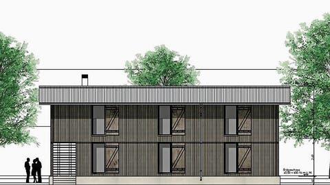 Grünes Licht für neues Forsthaus der Frauenfelder Bürgergemeinde