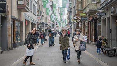 Massnahmen gegen das Ladensterben: St.Gallen erhält einManagement für die Innenstadt