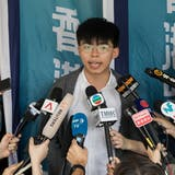 Hongkonger Protestführer Joshua Wong muss wieder ins Gefängnis
