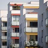 Bei Mieterinnen und Mietern punktet die Stadt St.Gallen mit einer grossen Auswahl leerstehender Wohnungen und vor allem mit den tiefsten Mieten der zehn grössten Schweizer Städte. (Bild: Urs Jaudas - 11. August 2013)