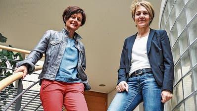 Zwei langjährige Aadorfer Gemeinderätinnen treten ab