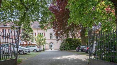 Die jugendpsychiatrische Therapiestation in Kriens. (Bild: Pius Amrein,17. Mai 2019)