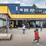 Ein bunter Klecks im grauen Quartier: Primarschule Halden feiert Jubiläum