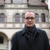 Konstanzer Oberbürgermeister Uli Burchardt im Jahr 2013. (Bild: Nana do Carmo)