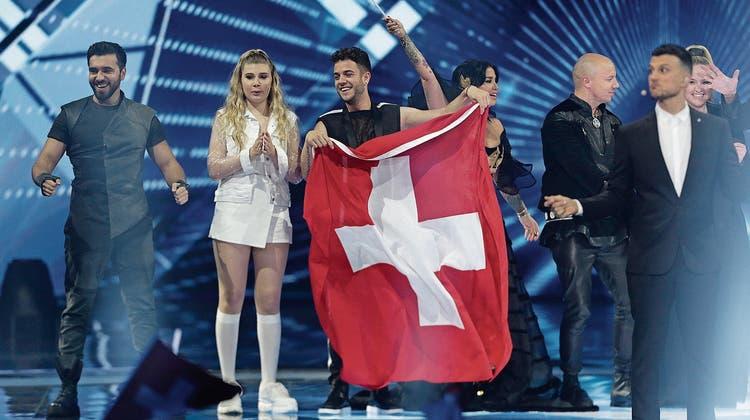 Eurovision Song Contest: Schafft Hänni den zweiten Coup?