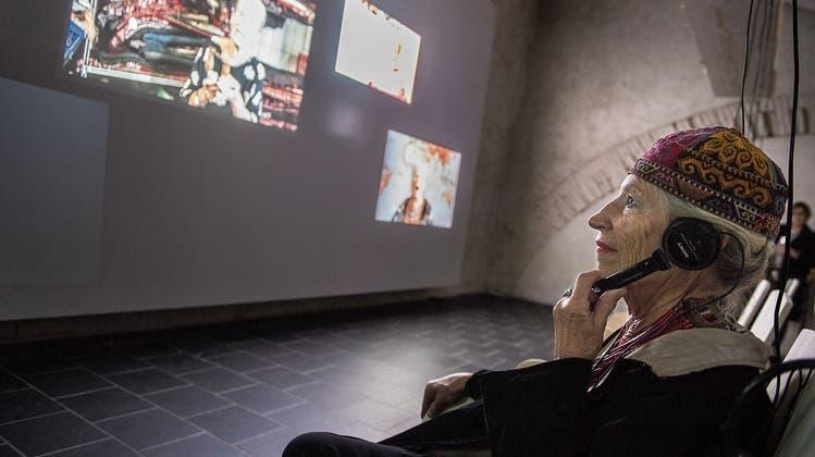 Das unglaubliche Leben der Germaine Winterberg im Kunstmuseum Thurgau