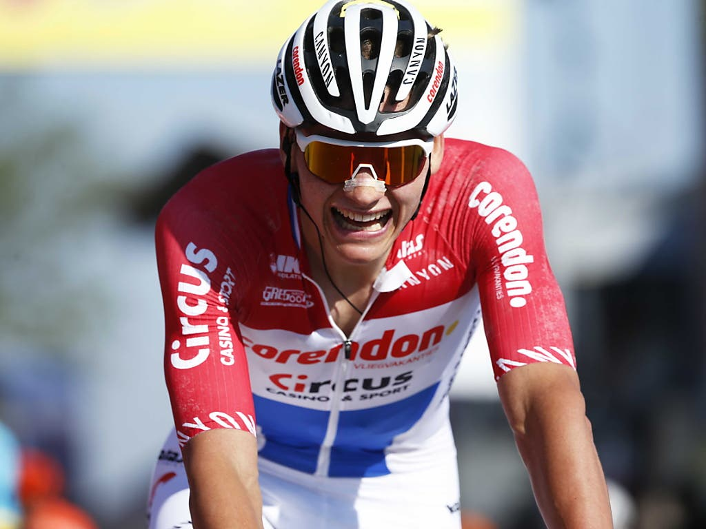 Mathieu van der Poel mischt die Radszene in diversen Disziplinen auf (Bild: KEYSTONE/EPA ANP/MARCEL VAN HOORN)
