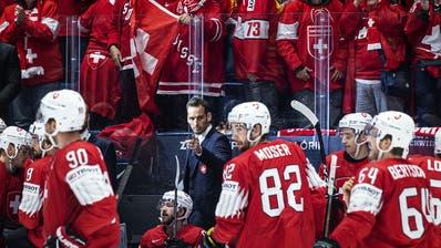 Eishockey WM: Feiert die Schweiz gegen Schweden den fünften Sieg in Folge?