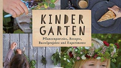 Kinder-Gartenbücher: Damit's sicher spriesst und wächst