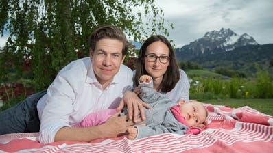 Die Crowdfunding-Kampagne der Familie Schenkel läuft erfolgreich. (Bild: Pius Amrein, Horw, 25. April 2019)