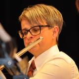 Konzentriert präsentieren die Musikantinnen und Musikanten das Selbstwahl- und das Aufgabenstück für das St.Galler Kantonalmusikfest. (Bild: Zita Meienhofer)