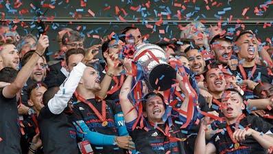 FC Basel: Endlich wieder ein Pokal