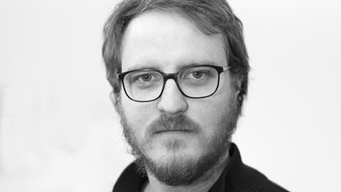 Florian Arnold, Redaktionsleiter der Urner Zeitung.