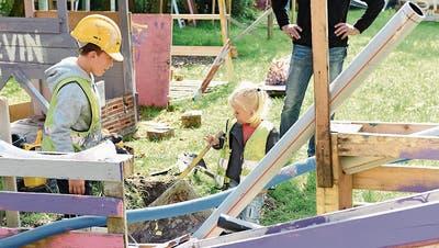 In Wattwil hat das Handwerk noch Tradition - alles für kleine Architekten, Baumeister und Handwerker