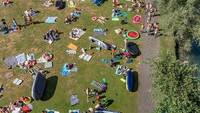 Hautkrebskampagne rät zum Sonnenschutz bei Tätigkeiten im Freien